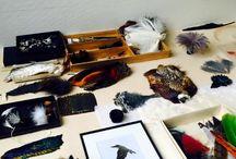 Julien Vermeulen -feather artist / plumassier-