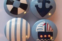 Boy nursery- nautical