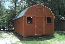 Tiny Homes / by Therese Mueller