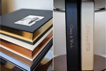 Wedding Albums / Rachel Olsen Photography's premium heirloom albums
