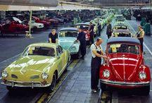 VW - great ads & cool vehicles / by Ann Bridges