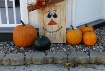 Fall / Halloween Craft Ideas