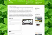 2012 / Web312 2012 Website Designs