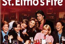 St elmo's fire / Mais um clássico dos anos 80 que amo de paixão