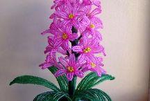 Akrilik Sand Flower