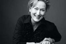 Meryl Streep / by Erna Peters