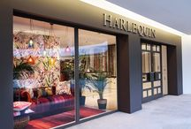 Harlequin Showrooms / Harlequin has a selection of showrooms around the world - London, Paris, New York, Netherlands, Dubai and China. They are a must-visit destination for the discerning decorator and style-conscious customer.