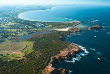 Lady Bay Resort aerial