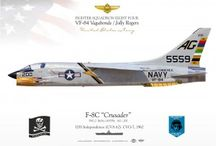 Chance-Vought F-8 Crusader