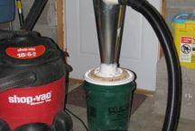homemade Deputy cyclone vacuum