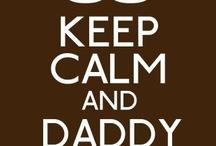 Daddy stuff