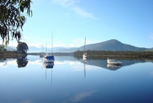 Huon ~ Channel (Tasmania) / Head south of Hobart in Tasmania, and you'll experience the delightful scenery and gastronomic delights of this stellar region: Huon Valley and D'Entrecasteaux Channel.