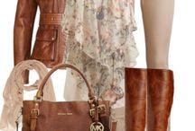 fall fashion' / by Kate Jessup