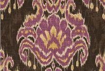 fun prints & fabrics / by Karessa Acosta