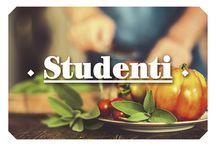 Studenti / Scopri qualcosa delle persone che partecipano a questo percorso.