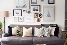 Living Rooms / Ideas and Inspiration for living room layouts, decor, and design