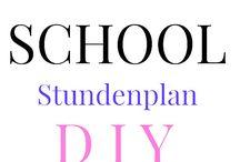 -- SCHULE // SCHOOL --