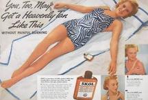 Vintage Tan Fans / Light, medium, dark / by Miss Row-Ha
