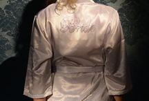 Bridal: Bridal Robes, Wedding Hosiery, Bridal Legwear, Wedding Stockings, Wedding Lingerie / All things Bridal, wedding robes, bridesmaid robes, wedding lingerie, white legwear, white lingerie, ivory lingerie