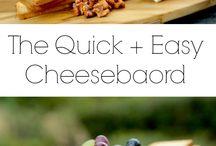Cheeseboard Ideas / Cheeseboard Ideas for easy entertaining #cheeseboard #cheeseboardideas #cheeseboarddisplay #cheeseboarddiy