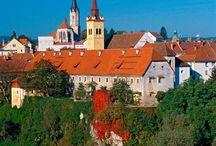 Slovenian towns