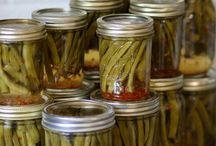 Pickles and other canning ideas