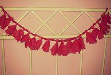 Ideas para fiestas / Varias ideas para fiestas de todo tipo: San Valentin, cumpleaños, Fin de Año, etc.