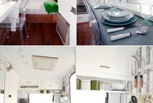 Camping Trailer Makeover