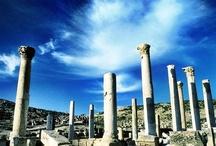 Roman Cities in Jordan