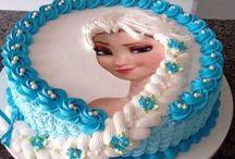 Fête de 3 ans Fay/Frozen