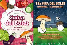 Cuina del Bolet 2014 / by Restaurante Ca la Maria