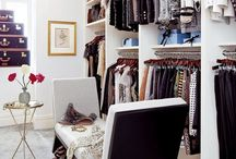 How to Style: Closets / http://sothebysrealty.ca/blog/en/2015/01/21/how-to-style-closets/