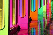 Neon / Neon   Glow in the dark   couleurs