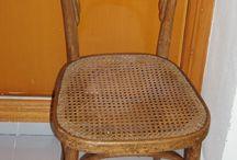 Muebles de Madera Curvada / El doblado de la madera es una técnica muy antigua que conoció su auge en a finales del siglo XIX convirtiéndose en un mueble funcional, desmontable y que alcanzó bellos diseños.