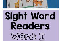 English Sight Word