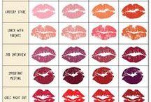lips colors