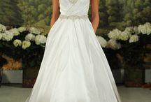 Bröllops klänningar
