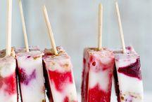 I scream for icecream / Healthy icecream and smoothies