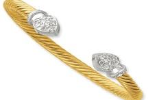 Cuff Bangle Bracelets / Cuff Bangle Bracelets From Gemologica / by Gemologica