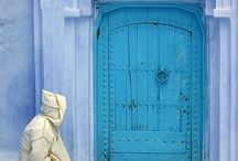 Doors, windows, colours