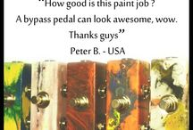 User Quotes / Artists send their feedback and put smiles on our face!!!