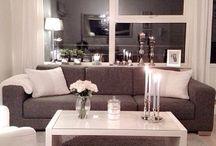 grey sofa combinations