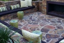 Outdoor spaces and landscape