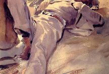 Sargent / Works by John Singer Sargent / by Elena Willets