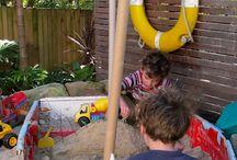 kids play room & ground