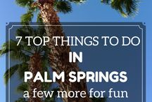 VACATION - Palm Springs