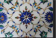 mughal motifs