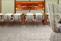 Stoneworld Porcelain Flooring / Stoneworld Porcelain Flooring offers a new way to decorate your home, giving you authentic looking, low maintenance options that look fabulous.