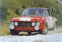 LANCIA FULVIA / Lancia Fulvia Cars