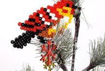 Hama OIseaux Perler Beads